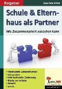 Cover-Bild zu Schule & Elternhaus als Partner (eBook) von Klink, Gabriele
