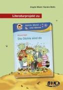 """Cover-Bild zu Literaturprojekt zu """"Die Olchis sind da"""" von Dietl, Erhard"""