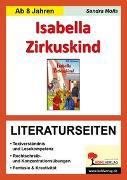 Cover-Bild zu Isabella Zirkuskind - Literaturseiten (eBook) von Molls, Sandra