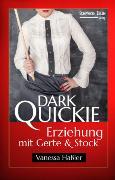 Cover-Bild zu Erziehung mit Gerte und Stock (eBook) von Haßler, Vanessa