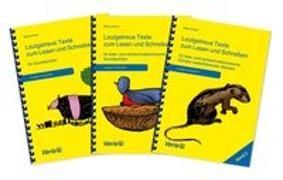 Cover-Bild zu Lautgetreue Texte / Paket Lautgetreue Text 1-3. Druckschrift von Jansen, Birgit