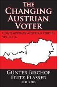 Cover-Bild zu Pavese, Cesare: The Changing Austrian Voter (eBook)