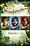 Cover-Bild zu Brandis, Katja: Woodwalkers Bundle. Bände 1-3 (eBook)
