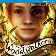 Cover-Bild zu Brandis, Katja: Woodwalkers (4). Fremde Wildnis (Audio Download)