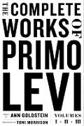 Cover-Bild zu Levi, Primo: The Complete Works of Primo Levi (eBook)