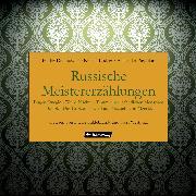 Cover-Bild zu Russische Meistererzählungen (Audio Download) von Puschkin, Alexander