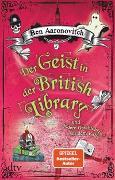Cover-Bild zu Der Geist in der British Library und andere Geschichten aus dem Folly von Aaronovitch, Ben