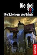Cover-Bild zu Die drei ??? Die Schwingen des Unheils von Buchna, Hendrik