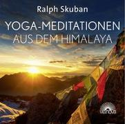 Cover-Bild zu Yoga-Meditationen aus dem Himalaya von Skuban, Ralph
