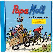 Cover-Bild zu Papa Moll auf Fahrradtour von Krejci, Kamil (Gelesen)