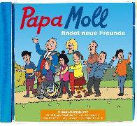 Cover-Bild zu Papa Moll findet neue Freunde von Krejci, Kamil (Reg.)