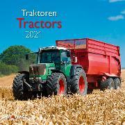 Cover-Bild zu Tractors 2021 A&I INT 30x30