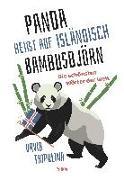 Cover-Bild zu »Panda« heißt auf Isländisch »Bambusbjörn« von Tripolina, David