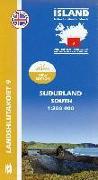 Cover-Bild zu Sudurland South 1:200 000. 1:200'000