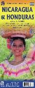 Cover-Bild zu Nicaragua & Honduras 1 : 700 000