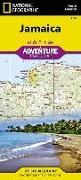 Cover-Bild zu Touristische Karte Jamaica 1:150 000. 1:150'000 von National, Geographic (Hrsg.)