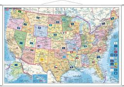 Cover-Bild zu USA Bundesstaaten mit Postleitzahlen