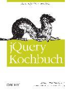 Cover-Bild zu JQuery Kochbuch (eBook) von Experts, jQuery Community