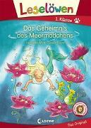 Cover-Bild zu Leselöwen 1. Klasse - Das Geheimnis des Meermädchens