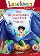 Cover-Bild zu Leselöwen 1. Klasse - Das geheimnisvolle Drachenei