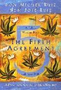 Cover-Bild zu Ruiz, Don Miguel, Jr.: The Fifth Agreement