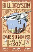 Cover-Bild zu Bryson, Bill: One Summer (eBook)