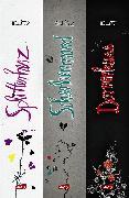 Cover-Bild zu Belitz, Bettina: Splitterherz, Scherbenmond, Dornenkuss - Die komplette Trilogie (eBook)