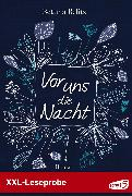 Cover-Bild zu Belitz, Bettina: XXL-Leseprobe: Vor uns die Nacht (eBook)