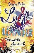 Cover-Bild zu Belitz, Bettina: Luzie & Leander 3 - Verzwickt chaotisch (eBook)