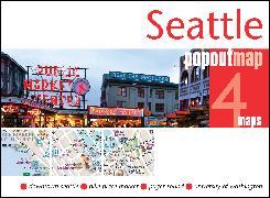 Cover-Bild zu Seattle Popout Map von Popout Maps (Hrsg.)