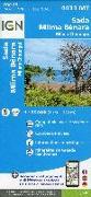 Cover-Bild zu Mayotte Sada 1:25 000. 1:25'000