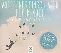 Cover-Bild zu AUTOGENES EINSCHLAFEN FÜR KINDER von Polakov, Sonja