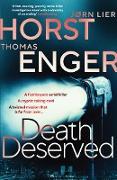 Cover-Bild zu Enger, Thomas: Death Deserved (eBook)