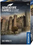 Cover-Bild zu Adventure Games - Das Verlies