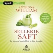 Cover-Bild zu Selleriesaft von William, Anthony