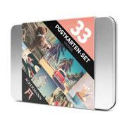 Cover-Bild zu Postkarten-Set Vintage von Ackermann Kunstverlag (Hrsg.)