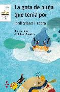 Cover-Bild zu Fabra, Jordi Sierra i: La gota de pluja que tenia por (eBook)