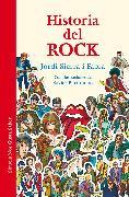 Cover-Bild zu Fabra, Jordi Sierra i: Historia del Rock (eBook)