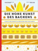 Cover-Bild zu Die hohe Kunst des Backens von Landemaine, Rodolphe