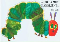 Cover-Bild zu La oruga muy hambrienta