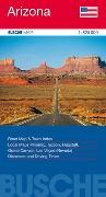 Cover-Bild zu USA Arizona. 1:825'000 von Busche Verlagsgesellschaft mbH (Hrsg.)