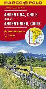Cover-Bild zu Argentinien, Chile. 1:4'000'000