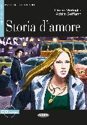 Cover-Bild zu Storia d'amore von Medaglia, Cinzia