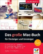 Cover-Bild zu Das große Mac-Buch für Einsteiger und Umsteiger (eBook) von Rieger Espindola, Jörg