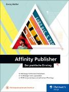 Cover-Bild zu Affinity Publisher (eBook) von Walter, Georg