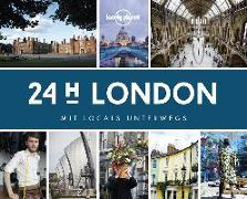Cover-Bild zu Lonely Planet 24 H London