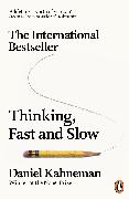 Cover-Bild zu Thinking, Fast and Slow von Kahneman, Daniel