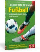 Cover-Bild zu Functional Training Fußball von Thömmes, Frank