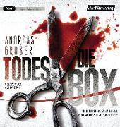 Cover-Bild zu Die Todes-Box. Die ersten vier Fälle von Nemez und Sneijder von Gruber, Andreas