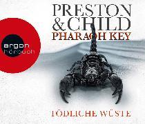 Cover-Bild zu Pharaoh Key - Tödliche Wüste von Preston, Douglas